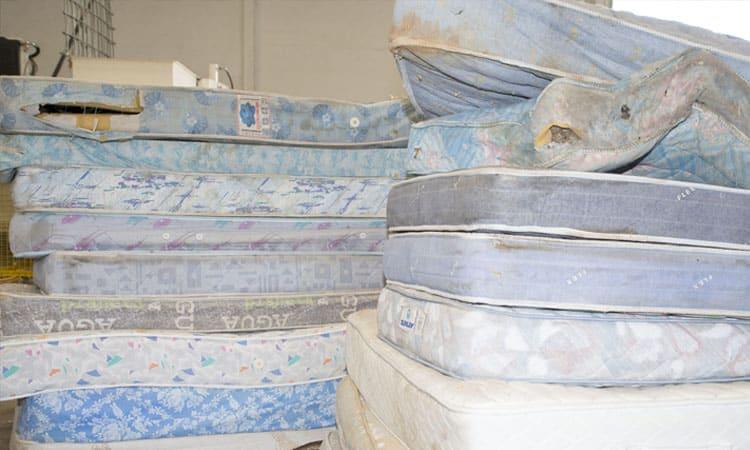 Reciclaje de colchones y muebles voluminosos smv - Reciclar muebles usados ...