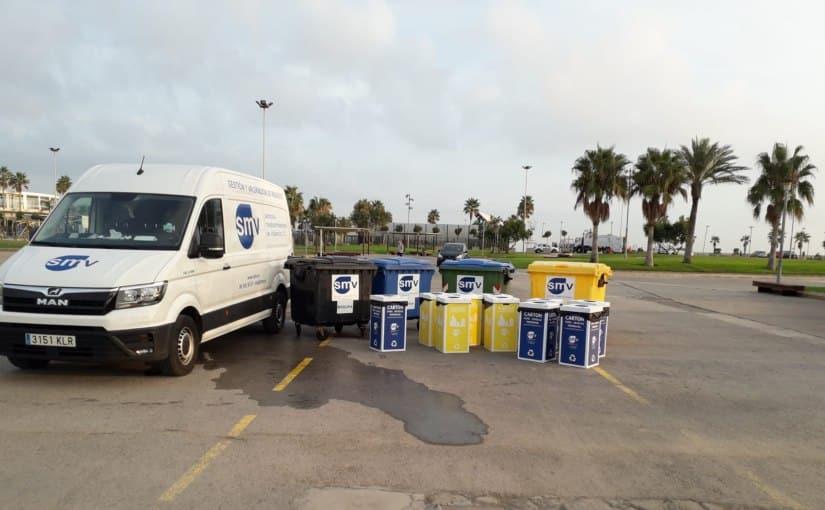 Gestión de residuos SMV